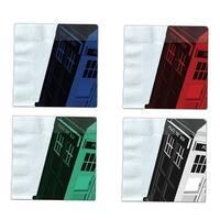 Doctor Who Iconic Color TARDIS Napkin Set of 20 - Multi