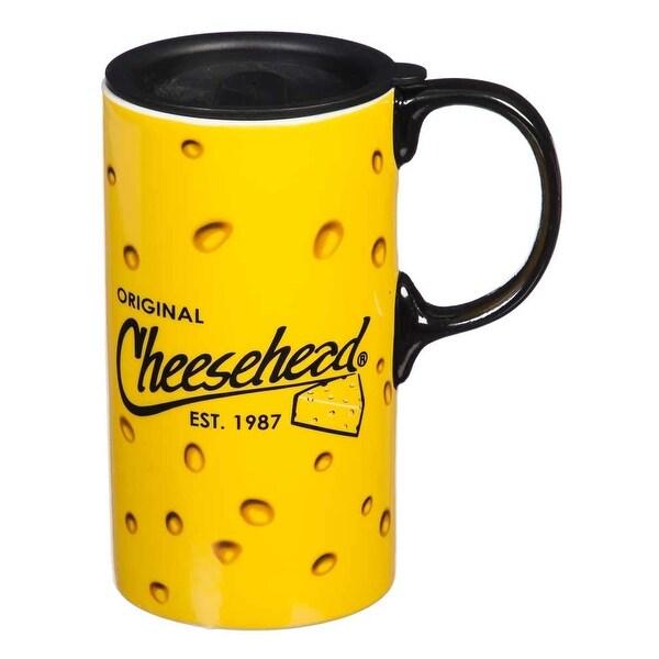Green Bay Packers Cheesehead 20oz Tall Boy Mug