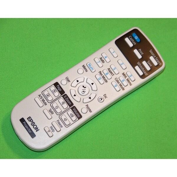 Epson Projector Remote Control: EB-1420Wi
