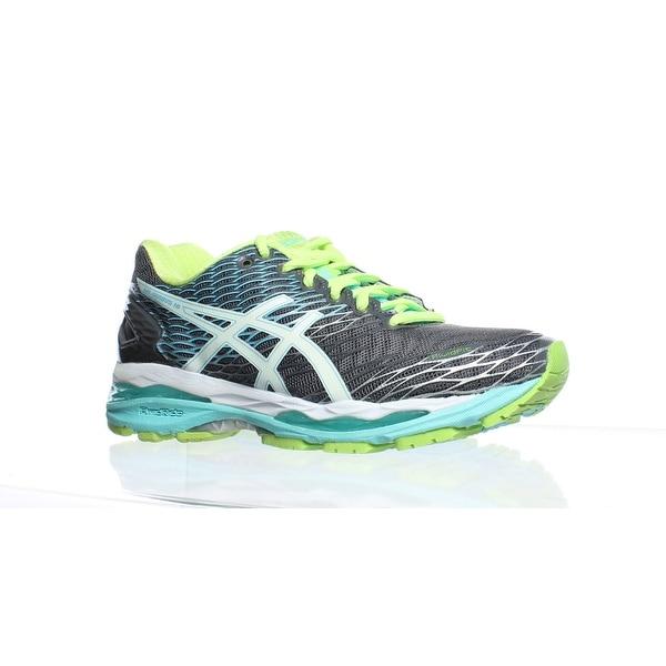 7715bed7 Shop ASICS Womens Gel-Nimbus 18 Gray Running Shoes Size 6.5 - Free ...