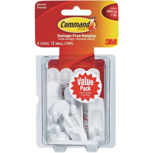 3M Command Sml Utility Hook