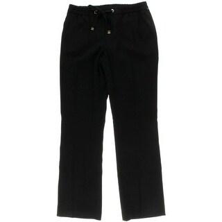 Calvin Klein Womens Lounge Pants Comfort Waist Signature - 4