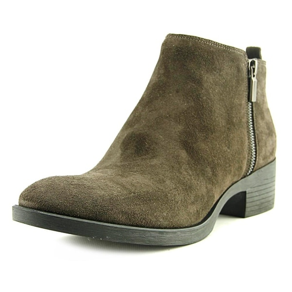 Kenneth Cole NY Levon Women Round Toe Leather Boot