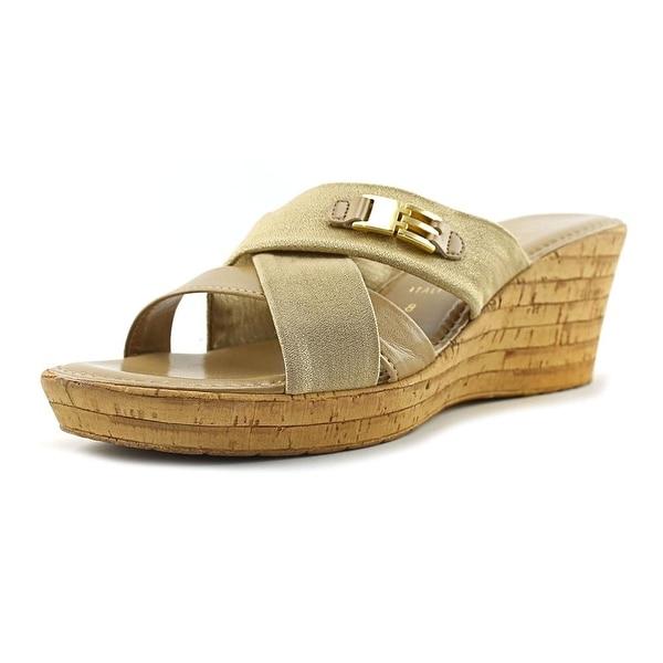 Italian Shoe Makers Sunbeam Women Taupe Sandals