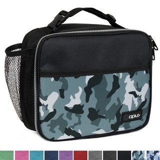 Outdoor Tableware & Picnicware Lunch Bag,Canvas Compact