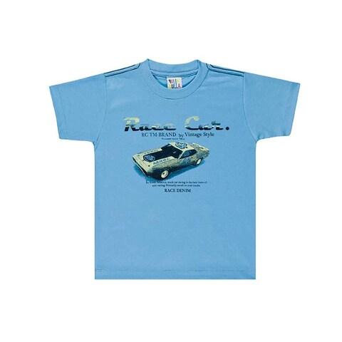 Toddler Boy Shirt Little Boys Graphic Tee Pulla Bulla Sizes 1-3 Years