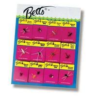 Betts Panfish Display Fly 72ct