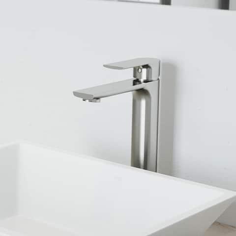 VIGO Norfolk Vessel Bathroom Faucet