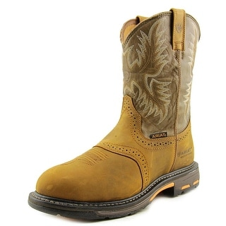 Ariat Workhog Round Toe Leather Hunting Boot
