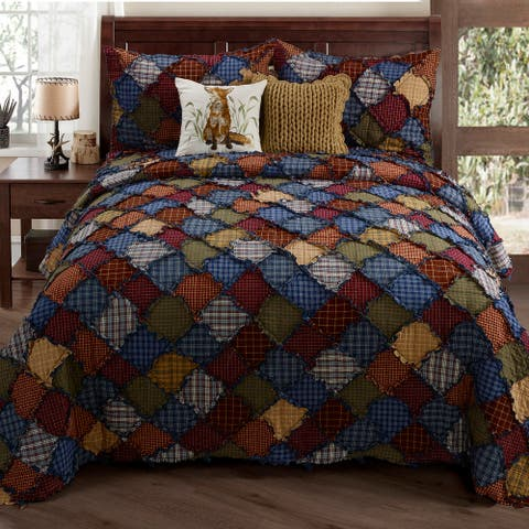 Donna Sharp's Blue Ridge Quilt Set