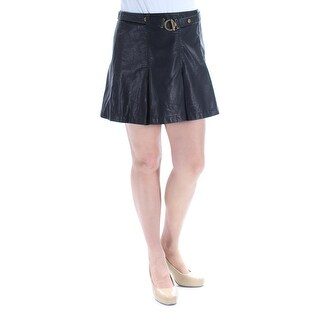 Womens Black Party Skirt Size 12