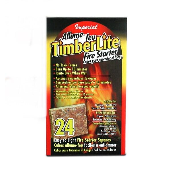 Imperial KK0312 Timberlite Fire starter, Squares 24