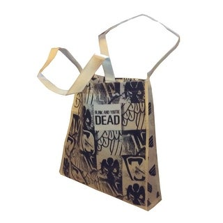 Doctor Who Large Tote Bag: Blink And You're Dead (Collage) - Multi