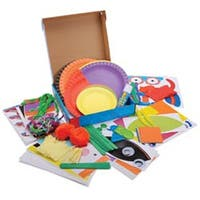 Paper Plate Bugs Kit-
