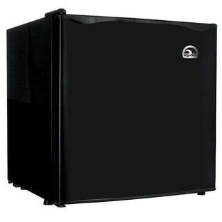 Curtis - Fr100-Black - Igloo 1.6 Cu Ft Bar Fridge Blk Reversible Door