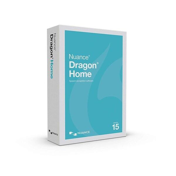Nuance Dragon Home 15 0