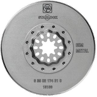 "Fein 63502174210 Starlock Bi-Metal Saw Blade, 3-3/8"""