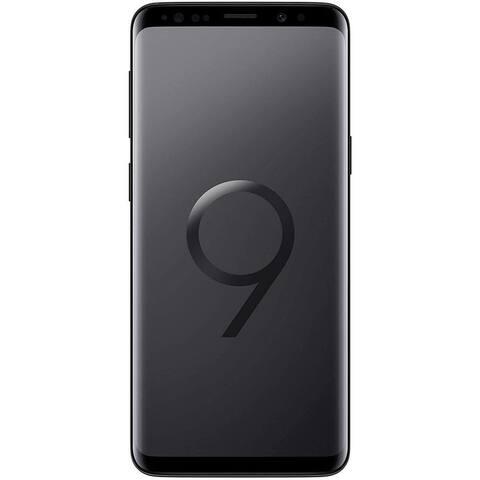 Samsung Galaxy S9 64GB Midnight Black Refurbished Fully Unlocked Phone - Midnight Black