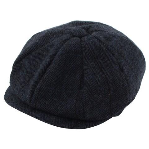 Winter Vintage Style Newsboy Duckbill Ivy Cap Travel Driving Flat #8 Beret Hat