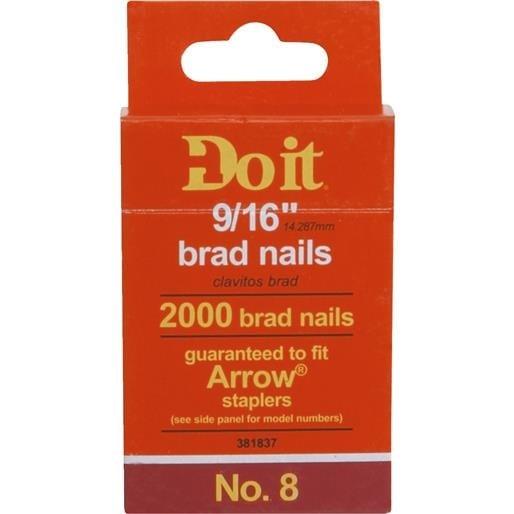 Channellock Products 9 16 Brad Nail 381837 Unit BOX