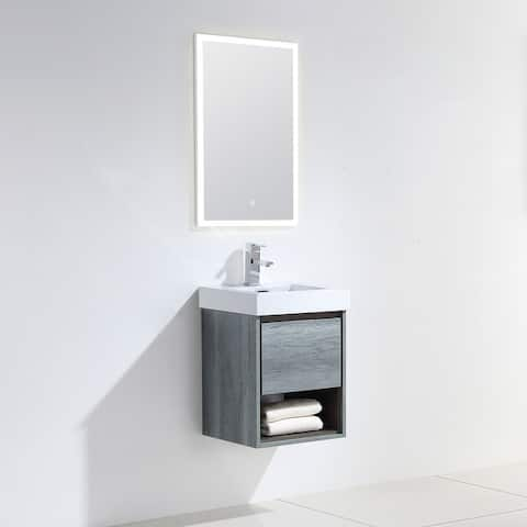 """Laila 18"""" Single Bathroom Vanity Set"""