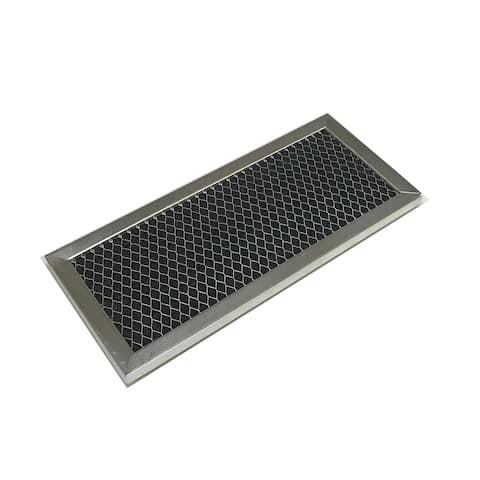 OEM GE Microwave Charcoal Air Filter Shipped with JVM2050CH001, JVM2050CH01