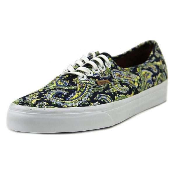 Vans Authentic  Men  Round Toe Synthetic Multi Color Sneakers