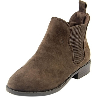 Rocket Dog Oakland Round Toe Synthetic Bootie