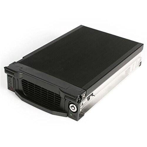 Startech - Drw115satbk 5.25In Rugged Aluminum Satanserial Ata Hdd Drawer Mobile Rack