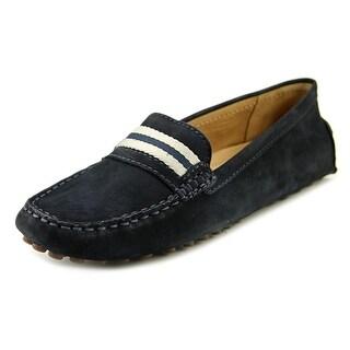 Bernardo Drive U Crazy   Moc Toe Leather  Loafer