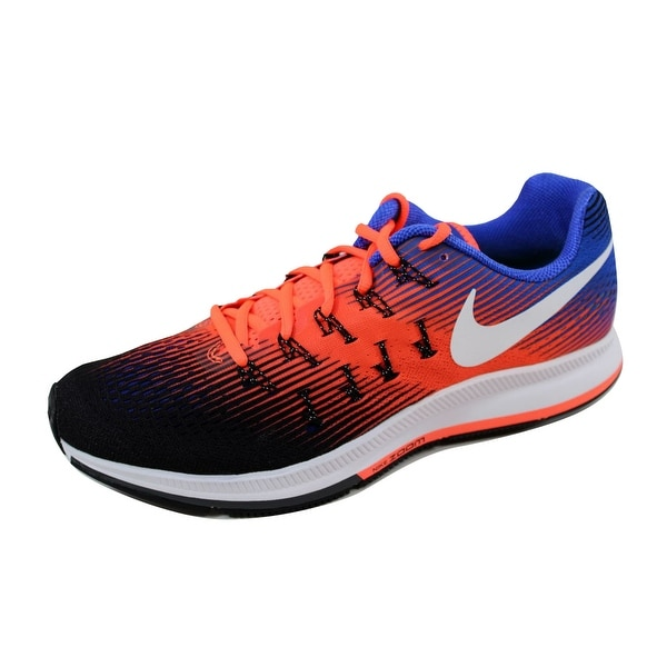 finest selection a9192 67aad Nike Men  x27 s Air Zoom Pegasus 33 Anthracite Metallic Silver 831352-