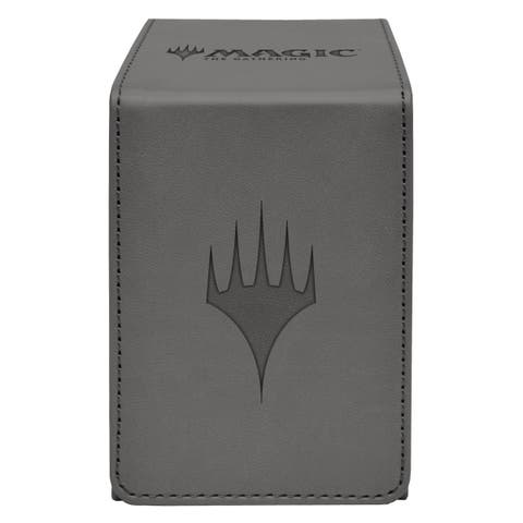 Magic Flip Box Alcove Planeswalker Grey