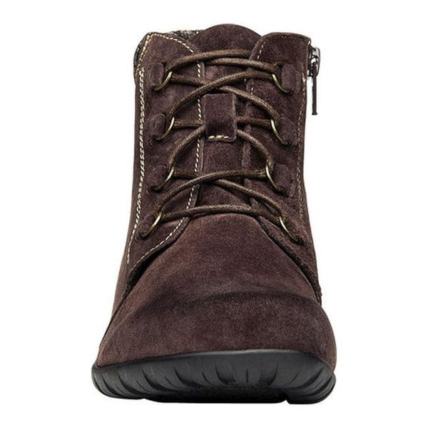 19b6afd46673c Shop Propet Women's Delaney Boot Brown Suede - Free Shipping Today ...