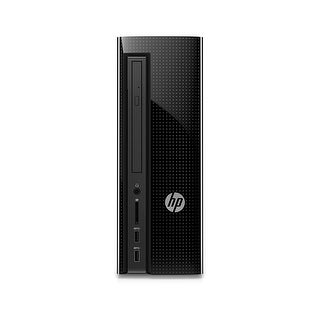 Refurbished - HP Slimline 270-a011 Desktop PC E2-9000 1.8GHz 4GB RAM 1TB HDD WIN10
