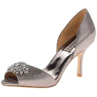 20182017 Shoes Badgley Mischka Womens Jazmin d'Orsay Pump Coupons