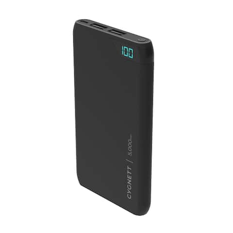 Cygnett Chargeup Boost 5,000 mAh - Black