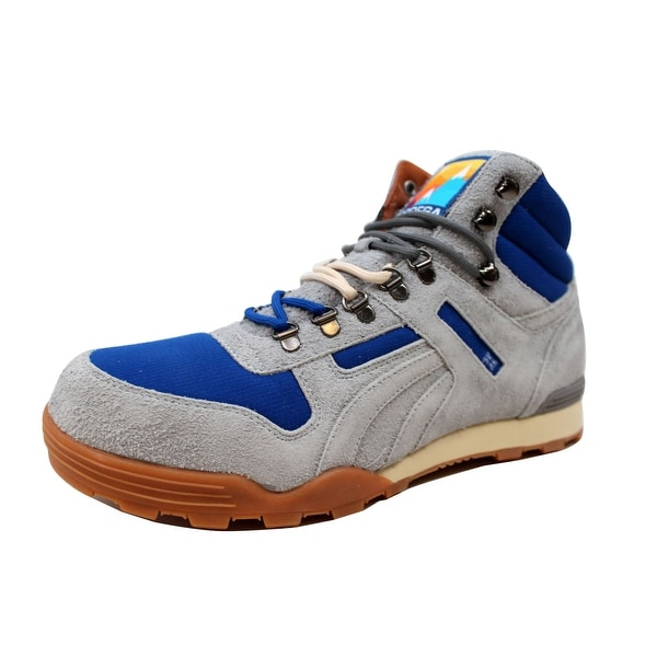 Reebok Men's Night Sky Mid Seagull/Ultramarine-Grey J81657