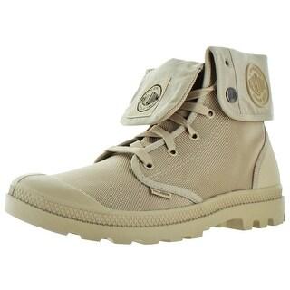 Palladium Mono Chrome Baggy Men's Combat Ankle Boots