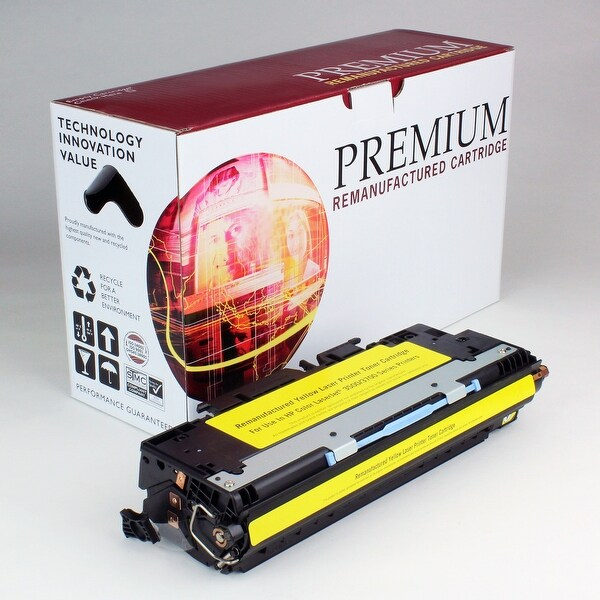 Re Premium Brand replacement for HP 311A Yellow Toner Q2682A