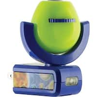 6-Image LED Tabletop Projectable Night-Light - Outdoor Fun