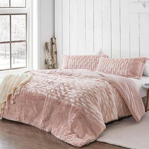 Tiger Lion - Coma Inducer Oversized Comforter - Light Fawn