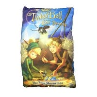 Disney Fairies Tinkerbell The Blue Moonstone Storybook Pillow