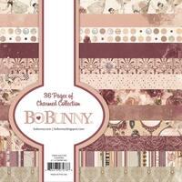 "Bobunny Single-Sided Paper Pad 6""X6"" 36/Pkg-Charmed"