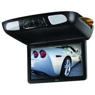 "Boss Flip-Down 11.2"" Screen DVD/CD/USB/SD/MP3 Player w/ Remote"