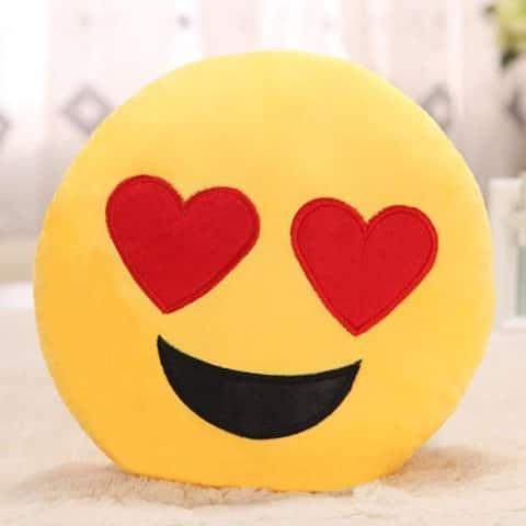 Emoji Smiley Emoticon Stuffed Toy Case Doll Pillow Case 21297247-291