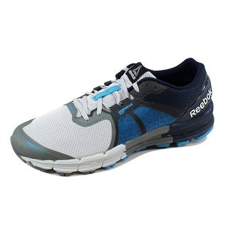 Reebok Men's One Guide 3.0 Graphite/Black-Blue-White AR2669