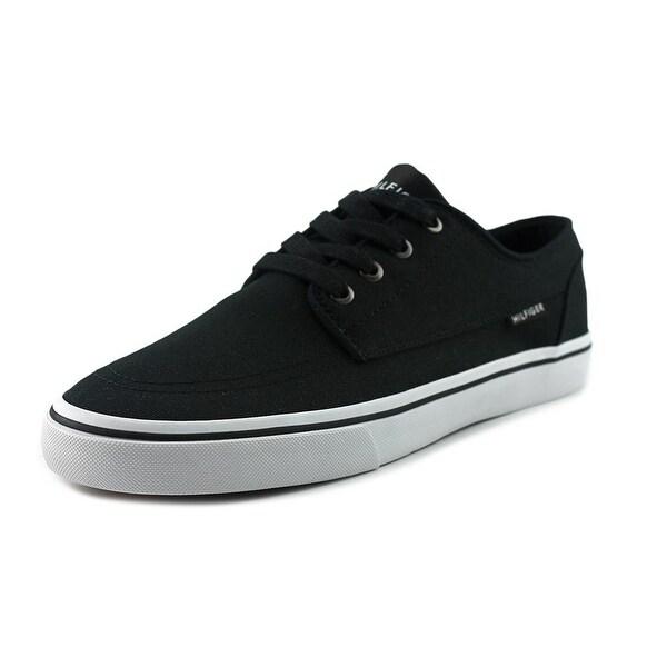 Tommy Hilfiger Payton Men Black Multi Sneakers Shoes