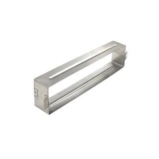 Deltana MSS005 Stainless Steel Mail Slot Sleeve - STAINLESS STEEL