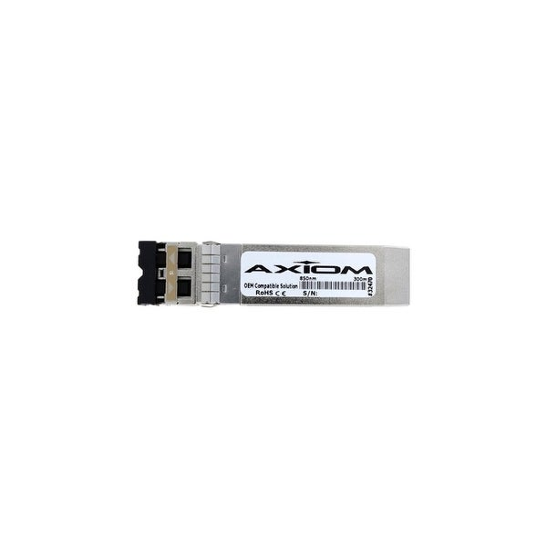 Axion X6569-R6-AX Axiom SFP+ Module - For Optical Network, Data Networking - 1 x 10GBase-SR - Optical Fiber - 1.25 GB/s 10