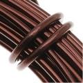 Aluminum Craft Wire Brown 12 Gauge 39 Feet (11.8 Meters) - Thumbnail 0